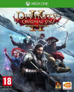 Divinity: Original Sin II - Definitive Edition PL (XONE)