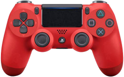 Kontroler Pad PS4 DualShock 4 Magma Red V2 (CUH-ZCT2E)