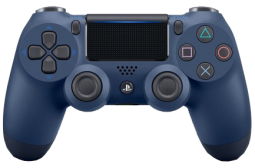 Kontroler Pad PS4 DualShock 4 Midnight Blue V2 (CUH-ZCT2E22XE)