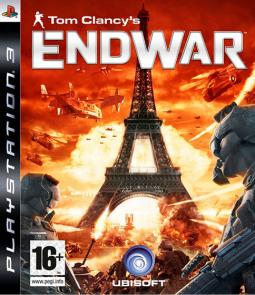 Tom Clancy's EndWar PL/ENG (PS3)