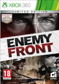 Enemy Front Limited Edition PL/ENG (X360)