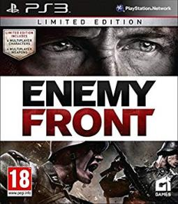 Enemy Front Limited Edition PL/EU (PS3)