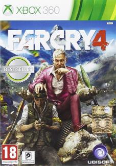 Far Cry 4 PL (X360)