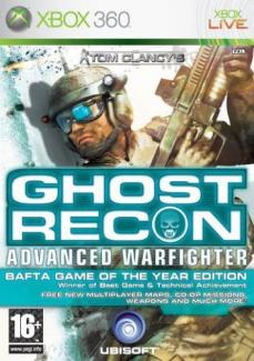 Tom Clancy's Ghost Recon: Advanced Warfighter GOTY ENG (X360)
