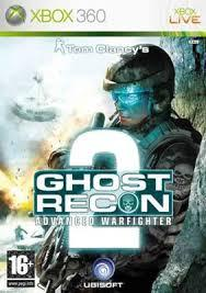 Tom Clancy's Ghost Recon: Advanced Warfighter 2 ENG (X360)