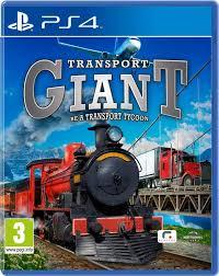 Transport Giant ENG (PS4)