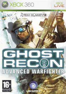 Tom Clancy's Ghost Recon: Advanced Warfighter ENG (X360)