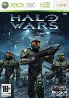 Halo Wars PL/ENG (X360)