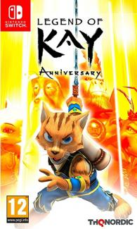 Legend of Kay - Anniversary ENG (SWITCH)