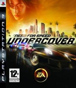Need for Speed: Undercover ENG (PS3)