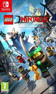 LEGO Ninjago Movie Video Game ENG (SWITCH)