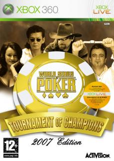 World Series of Poker: Tournament of Champions ENG (X360)