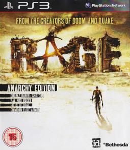 RAGE Anarchy Edition ENG (PS3)