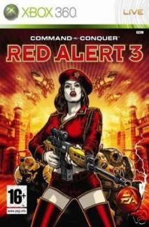 Command & Conquer: Red Alert 3 ENG (X360)
