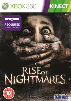 Rise of Nightmares ENG (X360)