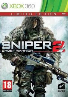 Sniper: Ghost Warrior 2 Limited Edition PL (X360)