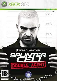 Tom Clancy's Splinter Cell: Double Agent ENG (X360)