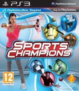 Sports Champions ENG (PS3)