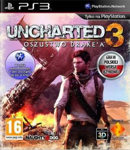 Uncharted 3: Oszustwo Drake'a PL (PS3)