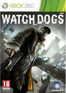 Watch Dogs ENG (X360)