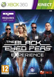 The Black Eyed Peas Experience ENG (X360)
