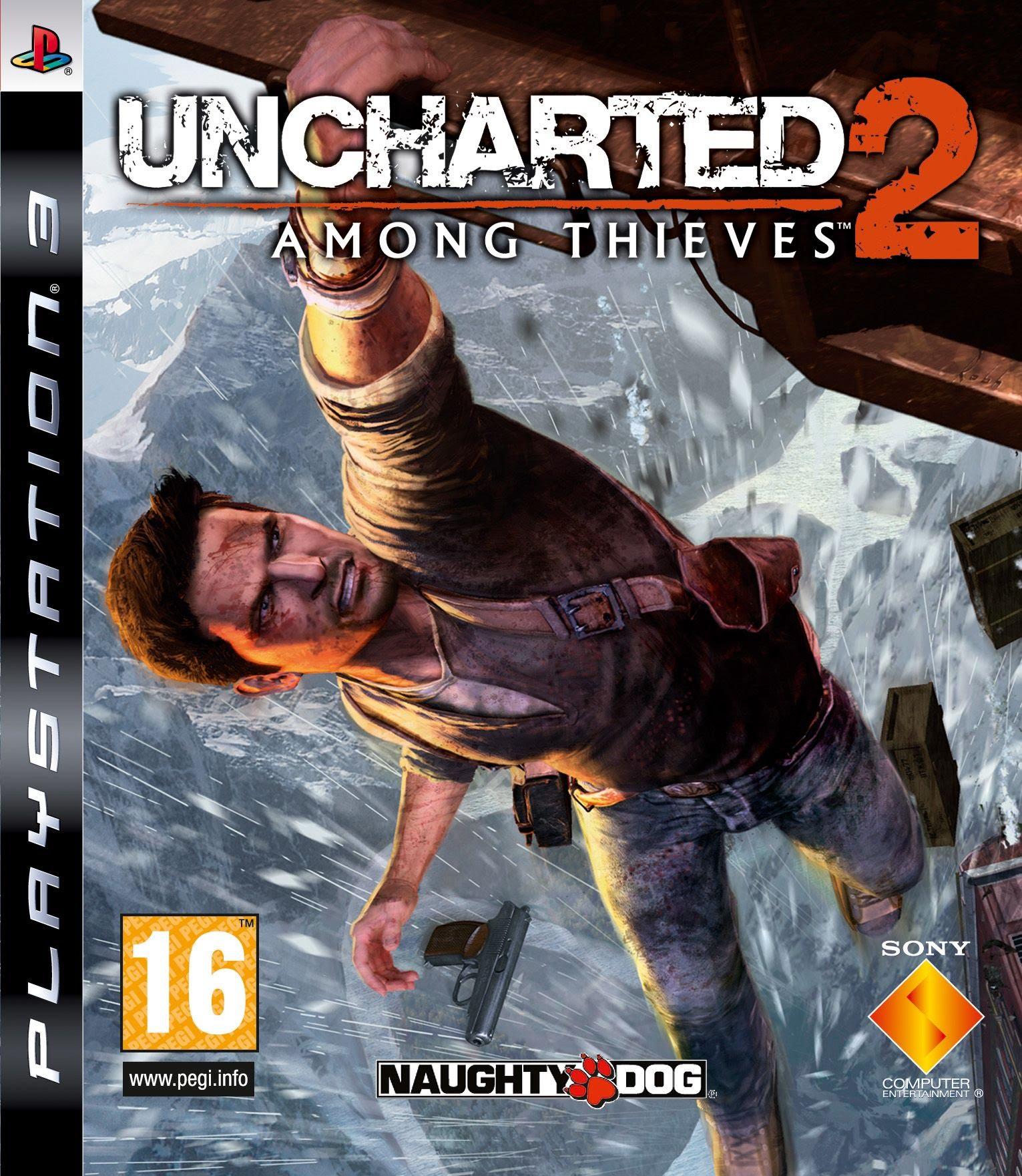 UNCHARTED 2 PS3 SEMINUEVO