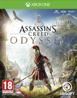 Assassin's Creed Odyssey PL (XONE)