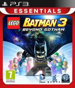 LEGO Batman 3: Poza Gotham - Essentials PL/ENG (PS3)