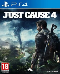 Just Cause 4 PL (PS4)