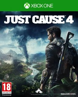 Just Cause 4 PL (XONE)