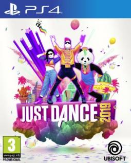 Just Dance 2019 ENG/PL (PS4)