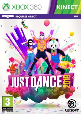 Just Dance 2019 ENG/PL (X360)