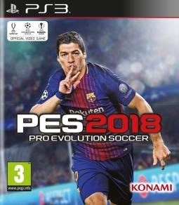 PES Pro Evolution Soccer 2018 (PS3)