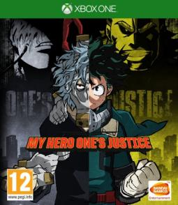 My Hero One's Justice ENG (XONE)