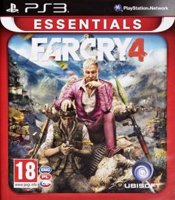 Far Cry 4 Essentials PL (PS3)