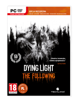 Dying Light: The Following PL (PC)