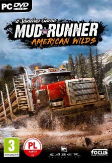 Mud Runner American Wilds Edition PL (PC)