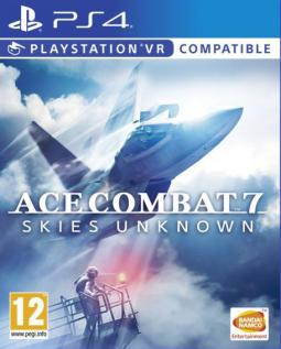 Ace Combat 7: Skies Unknown PL (PS4)