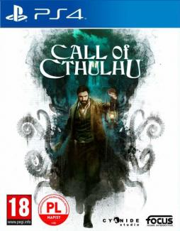Call of Cthulhu PL (PS4)