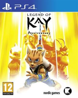 Legend of Kay - Anniversary ENG (PS4)