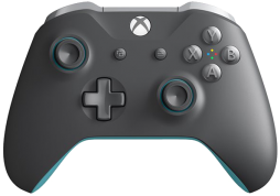 Kontroler Pad Xbox One S Hume Greyblue (WL3-00106)
