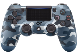 Kontroler Pad PS4 DualShock 4 Blue Camouflage V2 (CUH-ZCT2E)