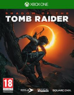 Shadow of the Tomb Raider PL (XONE)