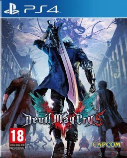 Devil May Cry 5 PL (PS4)