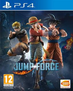 Jump Force PL (PS4)