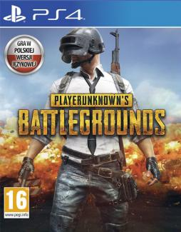 Playerunknown's Battlegrounds PL (PS4)