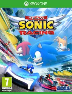 Team Sonic Racing PL (XONE)