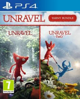 Unravel Yarny Bundle ENG/PL (PS4)