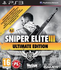 Sniper Elite III: Ultimate Edition PL (PS3)