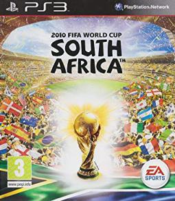 2010 FIFA World Cup South Africa ENG (PS3)